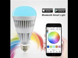 iphone controlled lighting. LED Light Bulb Controlled By Your IPhone - How To Guide Disco Feature YouTube Iphone Lighting M