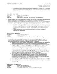 Executive Business Process Analyst Resume Page4