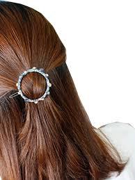 Fancy Hair Design 1pc Womens Hair Elastic Geometric Simple Design Fancy Accessory