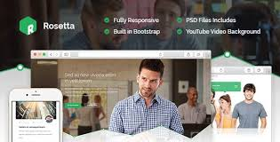 Video Website Template Interesting Fixed 48 Background Website Templates From ThemeForest
