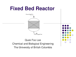 Fixed Bed Reactor Design Ppt Fixed Bed Reactor Powerpoint Presentation Free
