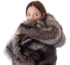 full length fur coat