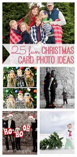 fun family christmas pictures ideas. 25 Fun Christmas Card Photo Ideas The Holidays Are Time To Bring Family Together What Better Way Spread Holiday Inside Pictures