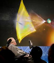 hawking joins futuristic bid to explore outer space update stephen hawking joins futuristic bid to explore outer space update