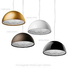 Modern Hanging Lights flos skygarden 236354inch modern hanging lamp by marcel wanders 7044 by xevi.us