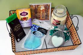 mother s day relaxation gift basket