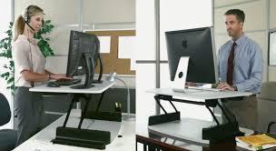 sitting desk or standing desk you decide