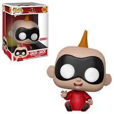 "<b>Funko POP</b>! Disney: Incredibles 2 - 10"" <b>Jack</b>-<b>Jack</b> Parr (Target ..."