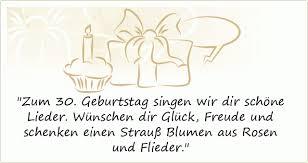 Sprüche Zum 30 Geburtstag Einer Von 41 Sprüchen