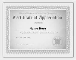 Certificate Of Recognition Template Free Download Certificate Of Appreciation Template Free Unique Certificate