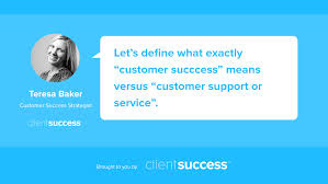 Define Customer Service Customer Success Vs Customer Support Clientsuccess