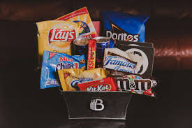the brobasket amazing gifts for men junk food gifts