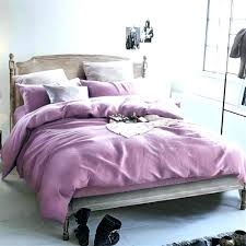 purple duvet cover set and white king size dark twin