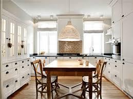 eat in kitchen design
