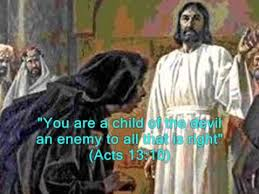 Image result for Acts 13:11