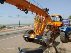 Krupp Kmk 6200 Load Chart Krupp Kmk 6200 Crane 200 Ton Rental In Bt Road Kolkata