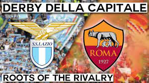 Derby della Capitale: Lazio vs Roma (Roots of the Rivalry) - YouTube
