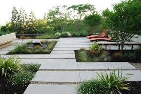 designing a contemporary garden with