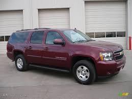 2008 Chevrolet Suburban - Information and photos - MOMENTcar