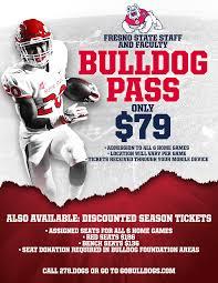 Fresno State Campus News Get Your 79 Bulldog Pass