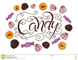 candy template. Simple Template Label With Candy Lollipop Gum Design Template With Candy Template N