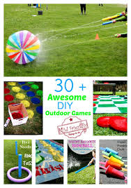 homemade outdoor games for kids. Over 30 Easy DIY Summer Outdoor Games To Play With The Kids! Water Balloon Homemade For Kids