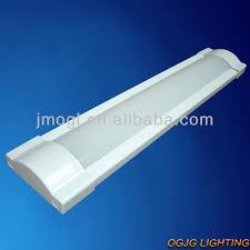 fluorescent led lights modern aluminum wall lamp with 5000 hour lifetime cool white light newplastic cover