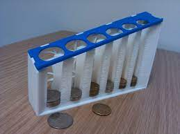 Auto Coin Sorter for RUR by Dbondar | 3d drucker, 3d prints, Coole ideen