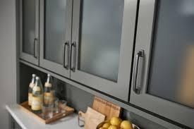 kitchen cabinet glass doors american