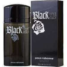 <b>Paco Rabanne Black XS</b> Eau De Toilette for him 100ml | Walmart ...