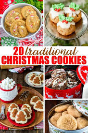 'tis the best part of the season. 20 Traditional Christmas Cookies Simply Stacie