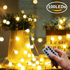 White Indoor Fairy Lights Warm White Bluefire Fairy Lights Battery Powered 7m 50 Led