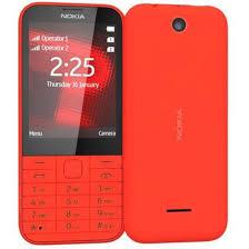 Nokia 225 (Bright Red)
