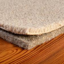 carpet pad 100 wool for wall to wall carpet