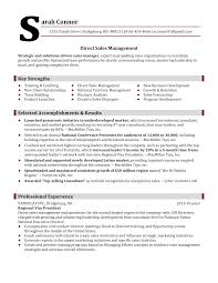 Management Resume Professional Resume Samples By Julie Walraven CMRW 48