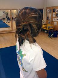 useful half up half down hairstyles for cheerleading with additional perfect hair for cheer practice hair