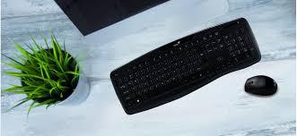 Genius KB 8000X Wireless - Bộ bàn phím chuột không dây
