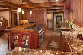Of Rustic Kitchens Mullet Cabinet Rustic Kitchen Retreat