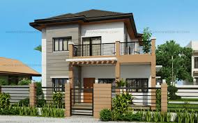 2 bedroom house design philippines new 4 bedroom 2 story house plans