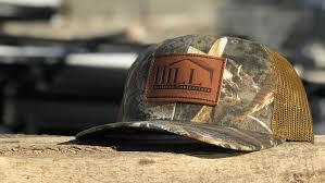 custom realtree camo patch hat