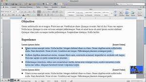... Creative Inspiration How To Write A Resume On Word Create Using  Microsoft YouTube ...