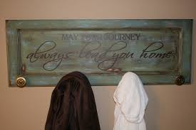 Painted Coat Rack Adorable Accessories Fabulous Image Of Aged Light Grey Painted Wooden DIY