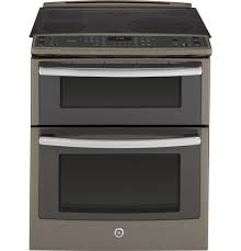 side by side double oven electric range. Delighful Oven Product Image  On Side By Double Oven Electric Range E