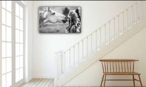 indian native american abstract home decor wall quality canvas print art design craft artworks on carou