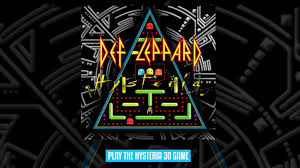 have you pla def leppard pac man yet