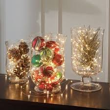 LastMinute Holiday Centerpiece Ideas  Apartment Therapy Christmas Centerpiece