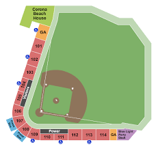 Appalachian Power Park Seating Charts For All 2019 Events
