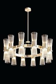glass loop chandelier style for any setting this beautiful incorporates twelve softly earrings macys full