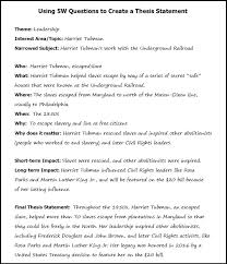 Best Thesis Statements And Essays Images On Pinterest