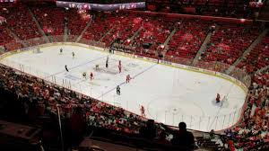 Little Caesars Arena Seating Chart Hockey Little Caesars Arena Section M7 Home Of Detroit Pistons